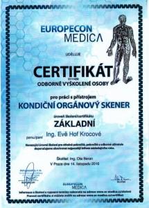 certifikat_europecon_medica_eva_hof_krocova
